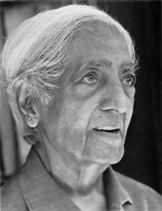 Krishnamurti 1