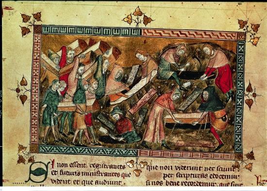La peste a tournai